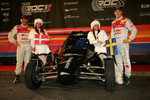 Scandinavia Nations Cup team Tom Kristensen and Mattias Ekstrm