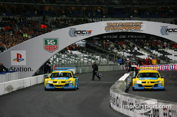 Superfinal 1: Tom Kristensen and Sbastien Loeb