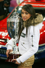 A lovely Race of Champions girl