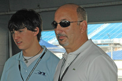 Graham and Bobby Rahal