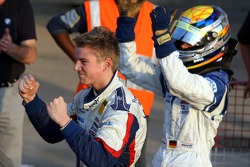 Nicolas Huelkenberg and Marco Holzer