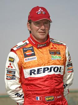 Team Repsol Mitsubishi Ralliart: Pascal Maimon