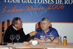 Team de Rooy: Jan de Rooy at press conference