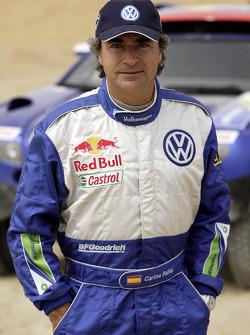 Volkswagen Motorsport: Carlos Sainz