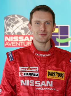 Team Nissan Dessoude presentation: Sylvain Poncet