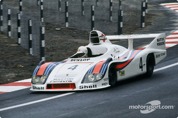 #4 Martini Racing Porsche 936: Jrgen Barth, Hurley Haywood, Jacky Ickx
