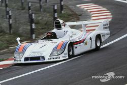 #7 Martini Racing Porsche Porsche 936/77: Hurley Haywood, Peter Gregg, Reinhold Jöst, Jochen Mass