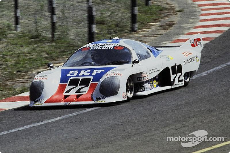 #72 Jean Rondeau Rondeau M378 Ford: Jean Rondeau, Bernard Darniche, Jacky Haran