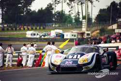 #71Marcos LM600: David Leslie, Chris Marsh, François Migault