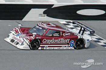 #6 Fusion/ Graydon Elliott/ Mears Lexus Riley: Ken Wilden, Paul Mears Jr., Mike Borkowski, Paul Tracy