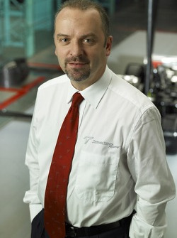 Mike Gascoyne, Technical Director Chassis (Toyota Motorsport GmbH)