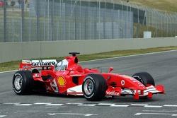 The Ferrari 248 F1