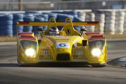 Penske Racing Porsche RS Spyder: Lucas Luhr, Sascha Maassen