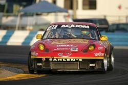 #41 Team Sahlen Porsche GT3 Cup: Joe Nonnamaker, Wayne Nonnamake, Will Nonnamake, Victor Gonzalez Jr.