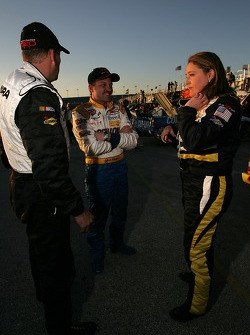 David Reutimann, Jack Sprague and Kelly Sutton