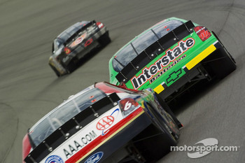 J.J. Yeley and Mark Martin