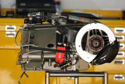Renault F1 gearbox