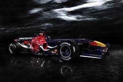 The Scuderia Toro Rosso STR01