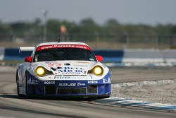 #23 Alex Job Racing Porsche 911 GT3 RSR: Mike Rockenfeller, Klaus Graf, Graham Rahal