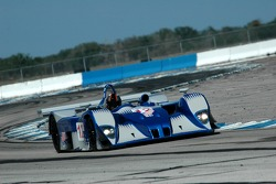 #12 Autocon Motorsports Lola EX25712 AER: Michael Lewis, Chris McMurry, Bryan Willman