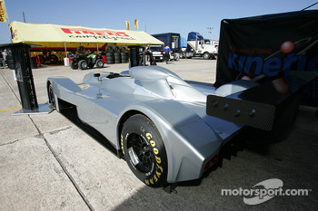 The new IMSA Lites Elan Van Diemen DP02