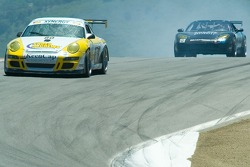 #80 Shoes for Crews/ Synergy Racing Porsche GT3 Cup: David Murry, Leh Keen