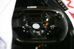 Super Aguri F1 steering wheel
