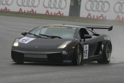 #15 Reiter Engineering Lamborghini Gallardo GT3: Bernhard Muller, Michael Trunk