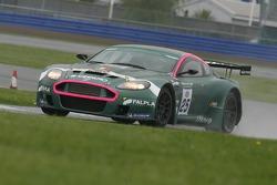 #25 BMS Scuderia Italia Aston Martin DBRS9: Enzo Calderari, Lilian Bryner