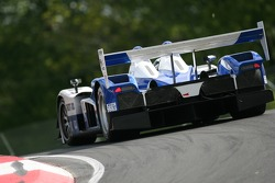 #16 Dyson Racing Team Lola B06/10 AER: James Weaver, Butch Leitzinger