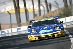 #72 Luc Alphand Aventures Corvette C5-R: Luc Alphand, Jérôme Policand, Patrice Goueslard