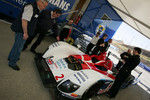 Zytek Engineering Zytek 06S at scrutineering