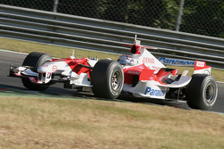 Monza June testing