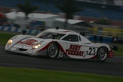 #23 Alex Job Racing/ Emory Motorsports Porsche Crawford: Mike Rockenfeller, Patrick Long