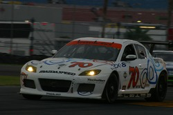#70 SpeedSource Mazda RX-8: Sylvain Tremblay, David Haskell