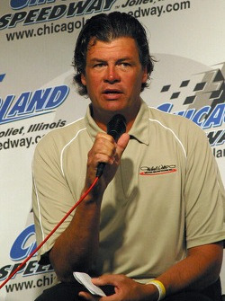 Press conference: Michael Waltrip