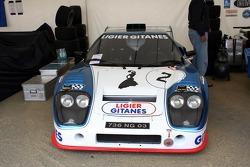 Grid 6 #54  Ligier JS2 1974