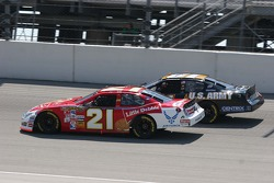 Ken Schrader and Joe Nemechek