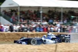 Nico Rosberg Williams Cosworth Fw28