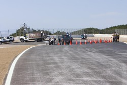 Track walk: Top of the