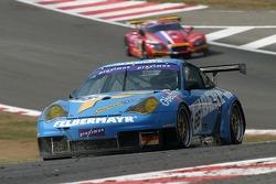 #66 Team Felbermayr-Proton Porsche 996 GT3 RSR: Christian Ried, Horst Felbermayr Jr., Horst Felbermayr, Gerold Ried