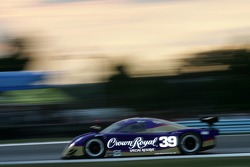 #39 Crown Royal Special Reserve/ Cheever Porsche Crawford: Christian Fittipaldi, Thomas Erdos