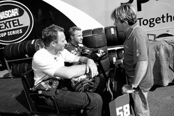 Darren Law, David Donohue and Wayne Taylor