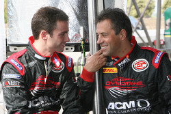 Andrea Piccini and Jean-Denis Deletraz