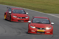 Brands Hatch March testing