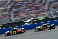 Jeff Gordon, Hendrick Motorsports Chevrolet, Ryan Newman, Richard Childress Racing Chevrolet