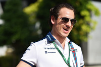 Adrian Sutil, Williams Reserve Driver