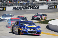 Trouble for Chase Elliott, Hendrick Motorsports Chevrolet
