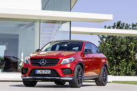 Mercedes GLE AMG Coupé unveil