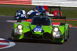 #40 Krohn Racing Ligier JS P2 Judd: Tracy Krohn, Niclas Jonsson, Oswaldo Negri Jr.